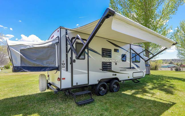 Jayco Jay Feather M-19 XUD